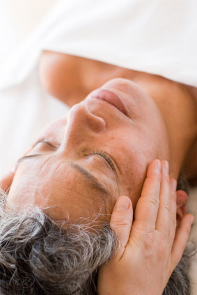 Rhythmische Vital Kopfmassage